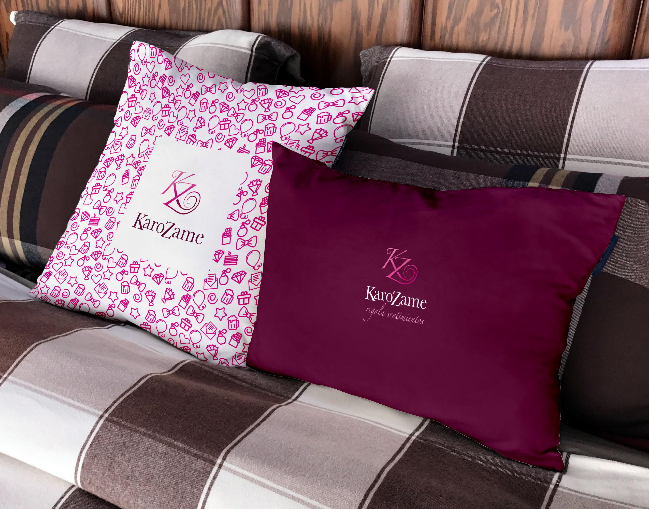 KaroZame Pillow