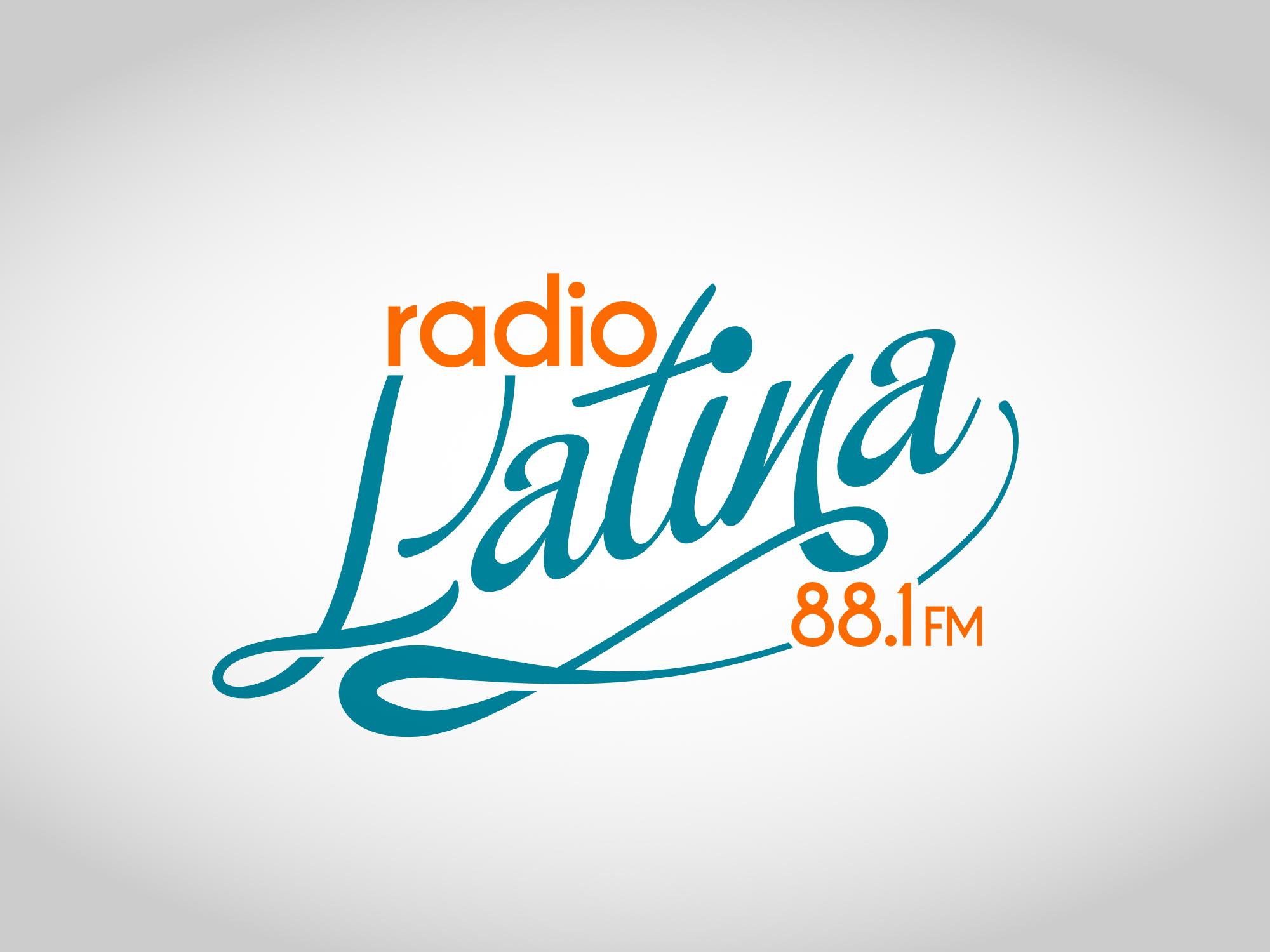 Radio Latina Brand 1